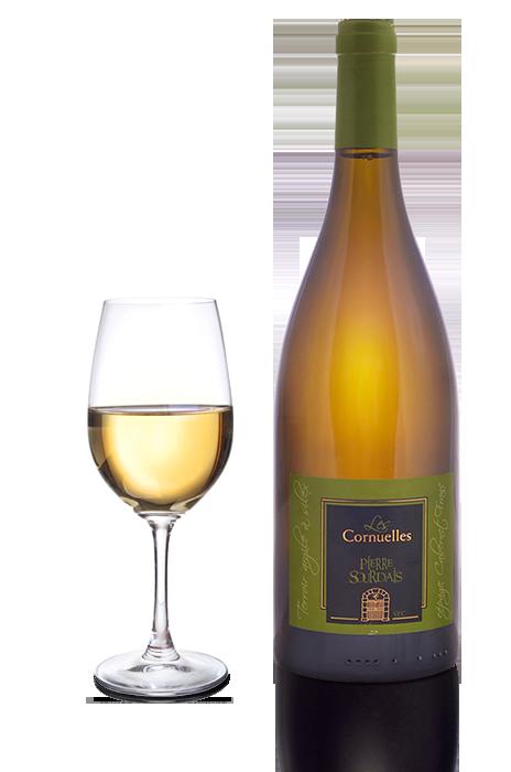 vin blanc chinon - Les Cornuelles Pierre Sourdais