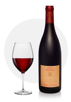 vin chinon - rosiers - pierre sourdais