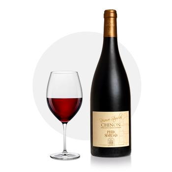 vin chinon de garde - réserve stanislas - pierre sourdais