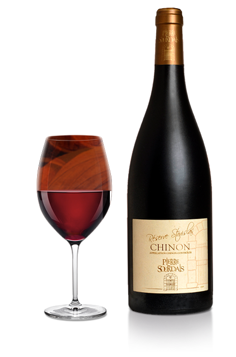 vin chinon pierre sourdais